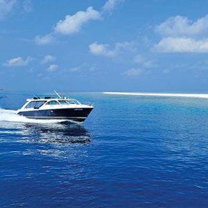 Maldives Honeymoon Packages Constance Halaveli Resort Sailing