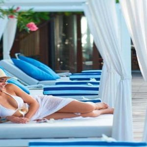 Maldives Honeymoon Packages Constance Halaveli Resort Spa Cabana