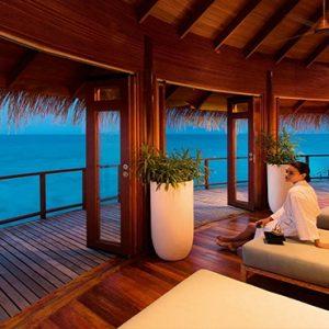 Maldives Honeymoon Packages Constance Halaveli Resort Spa Relaxation Deck