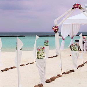 Maldives Honeymoon Packages Constance Halaveli Resort Wedding