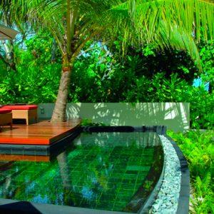 Maldives Honeymoon Packages Constance Halaveli Resort Pool