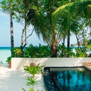 Maldives Honeymoon Packages Constance Halaveli Resort Pool 2
