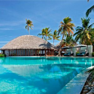 Maldives Honeymoon Packages Constance Halaveli Resort Pool 3