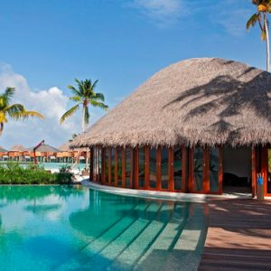 Maldives Honeymoon Packages Constance Halaveli Resort Pool 4