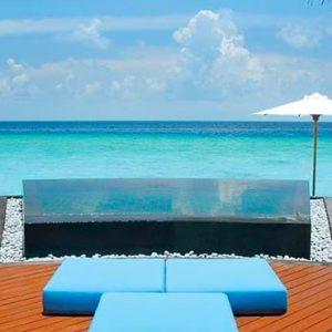 Maldives Honeymoon Packages Constance Halaveli Resort Pool View