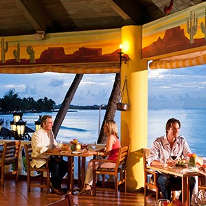 Al Fresco - Sandals Antigua Grande Resort and Spa - Luxury Antigua Honeymoons