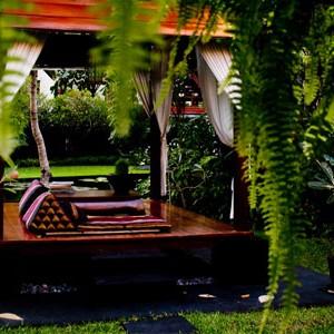 Anantara Koh Samui garden pool