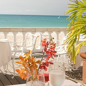 Balcony- Sandals Antigua Grande Resort and Spa - Luxury Antigua Honeymoons