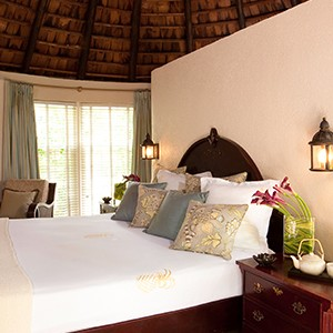Bed - Sandals Antigua Grande Resort and Spa - Luxury Antigua Honeymoons
