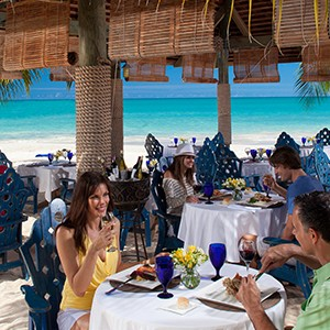 Dining - Sandals Antigua Grande Resort and Spa - Luxury Antigua Honeymoons
