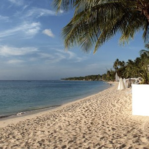 Fairmont Royal Pavilion white sandy beach Barbados