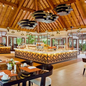 Hilton Seychelles Labriz Resort & Spa - Luxury Seychelles Honeymoon Packages - Cafe Dauban