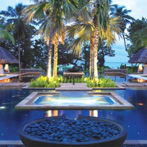 Hilton Seychelles Labriz Resort & Spa - Luxury Seychelles Honeymoon Packages - Pool