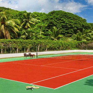 Hilton Seychelles Labriz Resort & Spa - Luxury Seychelles Honeymoon Packages - Tennis