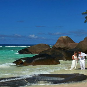 Hilton Seychelles Labriz Resort & Spa - Luxury Seychelles Honeymoon Packages - Wedding