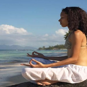 Hilton Seychelles Labriz Resort & Spa - Luxury Seychelles Honeymoon Packages - Yoga1