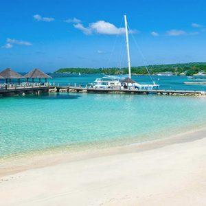 Jamaica Honeymoon Packages Sandals Ochi Beach Resort Beach