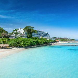 Jamaica Honeymoon Packages Sandals Ochi Beach Resort Beach View