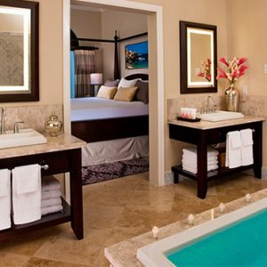 Jamaica Honeymoon Packages Sandals Ochi Beach Resort Butler Village Honeymoon Romeo And Juliet One Bedroom Villa Suite With Private Pool Sanctuary 5