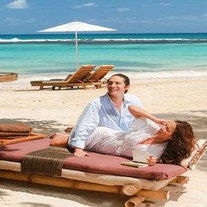 Jamaica Honeymoon Packages Sandals Ochi Beach Resort Butler Service On Beach