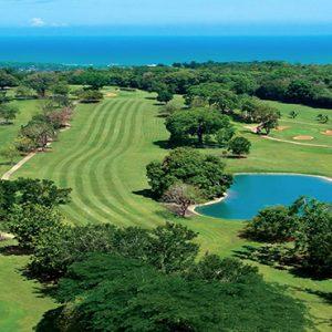 Jamaica Honeymoon Packages Sandals Ochi Beach Resort Golf