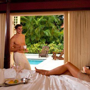 Jamaica Honeymoon Packages Sandals Ochi Beach Resort Honeymoon Grande Luxe Poolside Villa Club Level