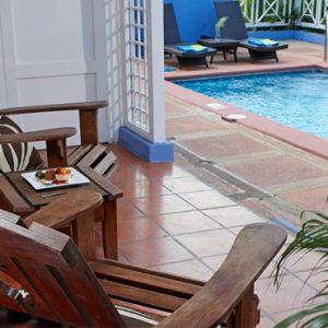 Jamaica Honeymoon Packages Sandals Ochi Beach Resort Honeymoon Grande Luxe Poolside Villa Club Level 2