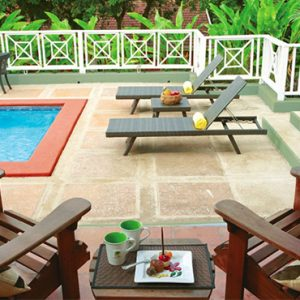Jamaica Honeymoon Packages Sandals Ochi Beach Resort Honeymoon Grande Luxe Poolside Villa Club Level 3