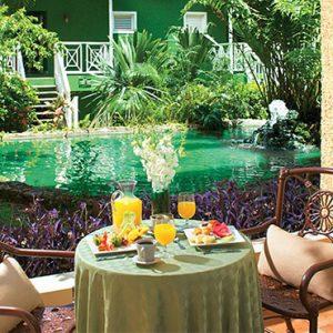 Jamaica Honeymoon Packages Sandals Ochi Beach Resort Honeymoon Hideaway Luxury Club Level Garden Cottage 3