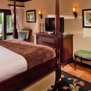 Jamaica Honeymoon Packages Sandals Ochi Beach Resort Honeymoon Hideaway Luxury Club Level Garden Cottage 4
