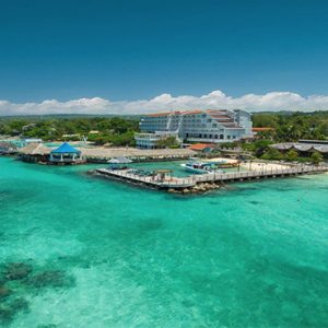 Jamaica Honeymoon Packages Sandals Ochi Beach Resort Hotel Exterior