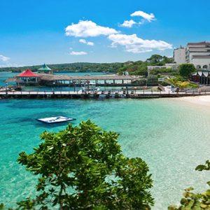 Jamaica Honeymoon Packages Sandals Ochi Beach Resort Ocean View