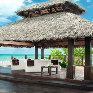 Jamaica Honeymoon Packages Sandals Ochi Beach Resort Outdoor Spa Pavilion