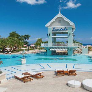 Jamaica Honeymoon Packages Sandals Ochi Beach Resort Pool3