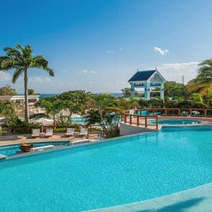 Jamaica Honeymoon Packages Sandals Ochi Beach Resort Pool5