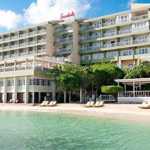 Jamaica Honeymoon Packages Sandals Ochi Beach Resort Riviera Honeymoon Beachfront Penthouse Club Level 5