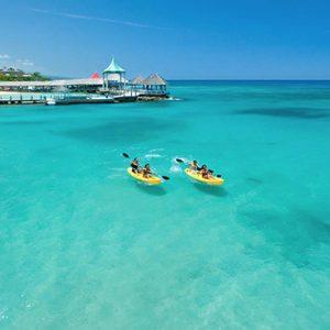 Jamaica Honeymoon Packages Sandals Ochi Beach Resort Snorkeling