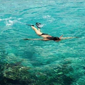 Jamaica Honeymoon Packages Sandals Ochi Beach Resort Snorkeling1