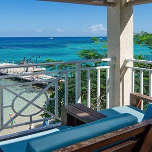 Jamaica Honeymoon Packages Sandals Ochi Beach Resort Sun Loungers View