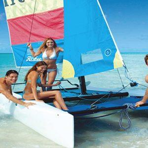 Jamaica Honeymoon Packages Sandals Ochi Beach Resort Watersports