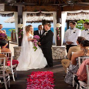 Jamaica Honeymoon Packages Sandals Ochi Beach Resort Wedding