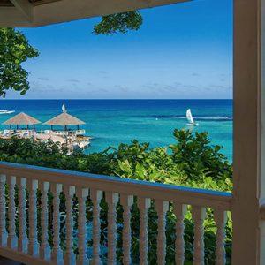Jamaica Honeymoon Packages Sandals Ochi Beach Resort Balcony View