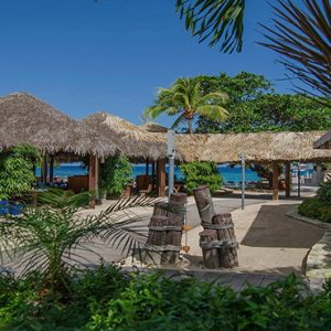 Jamaica Honeymoon Packages Sandals Ochi Beach Resort Beach Walkway