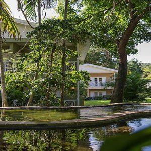 Jamaica Honeymoon Packages Sandals Ochi Beach Resort Villa Exterior