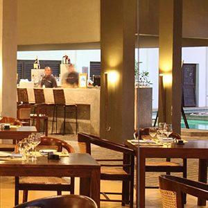 Sri Lanka honeymoon Packages Jetwing BeachNegombo terrace bar