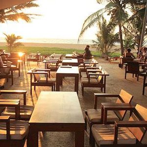 Sri Lanka honeymoon Packages Jetwing BeachNegombo the deck