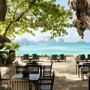 Krabi Honeymoon Packages Rayavadee Krabi The Grotto