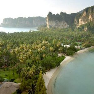Krabi Honeymoon Packages Rayavadee Krabi Exterior