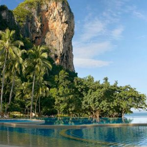 Krabi Honeymoon Packages Rayavadee Krabi Pool