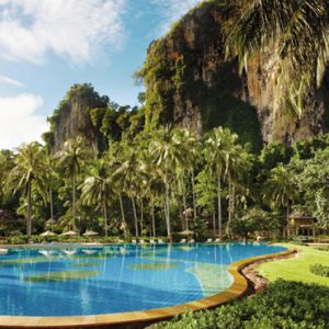 Krabi Honeymoon Packages Rayavadee Krabi Pool 3
